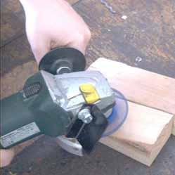 HM-Frässcheibe für Holz