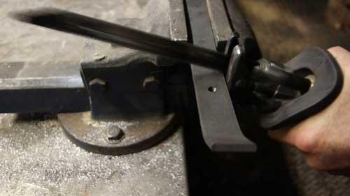 Hartmetallsägeblatt für Stahl