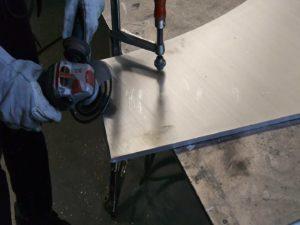 Schleifscheiben für Aluminium